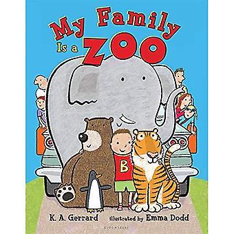 Ma famille est un Zoo