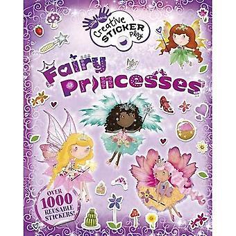 Piccole mani Sticker creativo gioco Fairy principesse