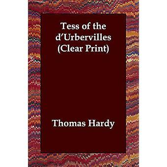 Tess av dUrbervilles tydliga Print av Hardy & Thomas