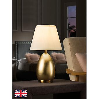 Schuller Ovalis Table Lamp 1L, Gold