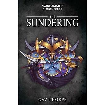 The Sundering by Gav Thorpe - 9781784966447 Book