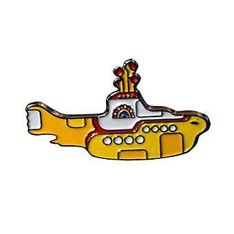 Den Beatles gule ubåds emalje nøglering