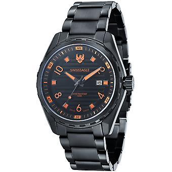 Swiss Eagle SE-9063-66 Heren Horloge