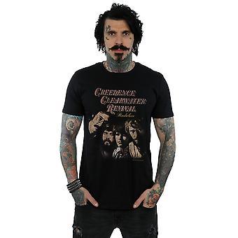 Creedence Clearwater Revival Pendulum Uomo Foto T-Shirt