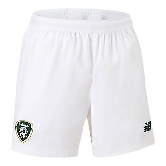 2019-2020 Ireland Away Shorts (White)