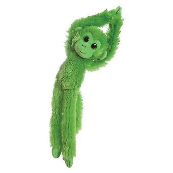 Aurora-Welt 19-Zoll-bunten hängenden Schimpanse (hellgrün)