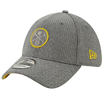 New Era 39Thirty NBA 2019 TRAINING Cap - Denver Nuggets