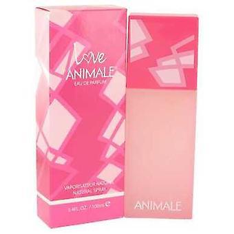 Animale Love By Animale Eau De Parfum Spray 3.4 Oz (women) V728-514280