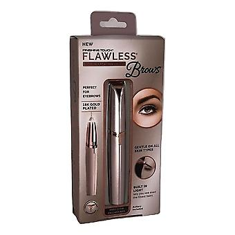Flawless by Finishing Touch Precision Brow Hair Remover Sourcil