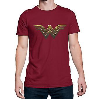 Wonder Woman Movie Symbol Men-apos;s T-Shirt