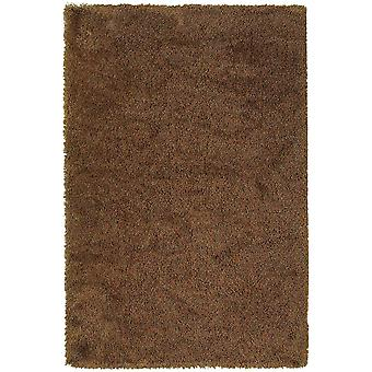 Loft collection 520s4 rust/gold tweed area rug (6'7
