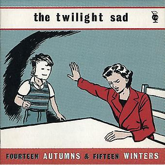 Twilight Sad - Fourteen Autumns Fourteen [CD] USA import