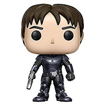 Valerian & the City of a Thousand Planets Valerian Pop!