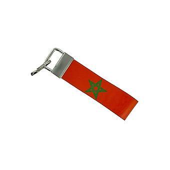 Door Cles Keys Car Moto Band Flag House Tuning Morocco Morocco
