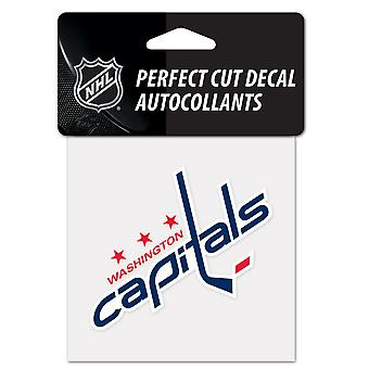 Wincraft merket 10x10cm - NHL Washington Capitals