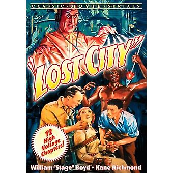 William Boyd - Lost City [DVD] USA import