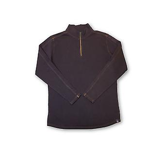 Agave Copper Icefall top in purple/burgundy
