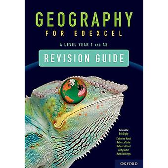 Geography for Edexcel A Level Year 1 and AS Level Revision G