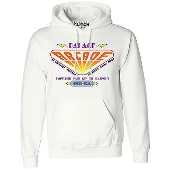 Palace Arcade män ' s hoodie-inspirerad av Stranger Things säsong 2