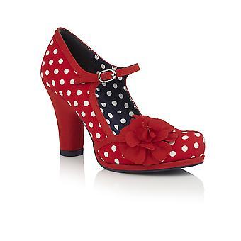 Ruby shoo kvinnor ' s Hannah Mary Jane bar skor