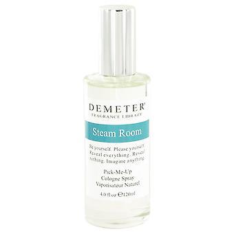 Demeter by Demeter Steam Room Cologne Spray 4 oz / 120 ml (Women)