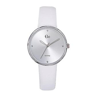 Go Girl Only 699127 - watch leather white woman