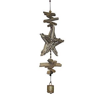 Cloche De Cohasset D'étoile de Driftwood