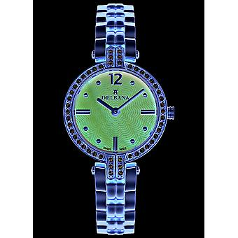 Delbana - Wristwatch - Ladies - Dress Collection - 42711.617.1.562 - Montpellier