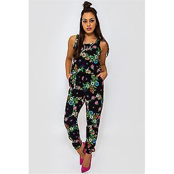 Jessy Floral Jumpsuit