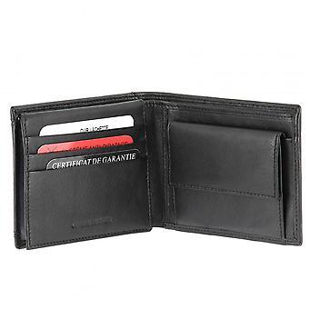 A/schwarz- Leder Kartentür - Arthur und Aston - Zipp e