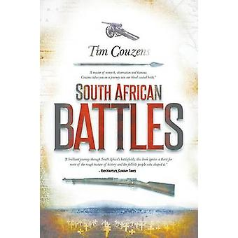 South African Battles by Couzens & Tim