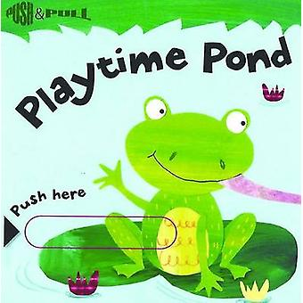 Playtime Pond by Clare Fennell - 9780764168901 Book