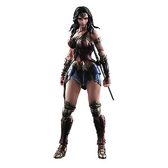 Batman v Superman Dawn of Justice Wonder Woman Spille Kunst Fig