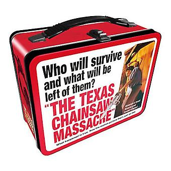 Texas chainsaw massacre tin carry all fun box