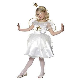Dievčatá hviezda víla betlehem vianočné maškarné kostým