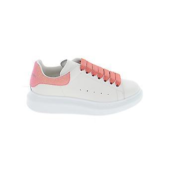 Alexander Mcqueen 558945whxm69026 Damen's Weißeleder Sneakers