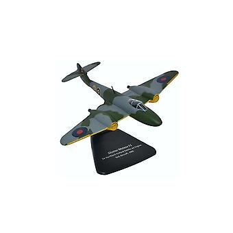 Gloster Meteor F2 with DH Halford Goblin Engine Diecast Model Airplane