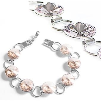 Bracelet with Swarovski crystals BMB 1.3