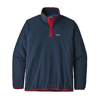 Patagonia Men's Fleece Sweater Micro D Snap-T P/O