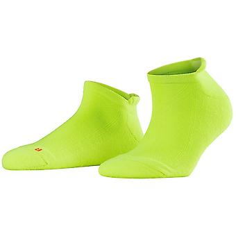 Falke Cool Kick Sneaker Socks - Lightning Yellow