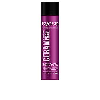 Syoss Ceramide Complex Laca Ultrafuerte 400 Ml Unisex