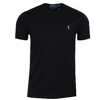 Ralph lauren men's schwarzes T-shirt