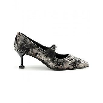 Made in Italia - Shoes - High Heels - CAROLINA_V_NERO - Women - darkkhaki,black - 37