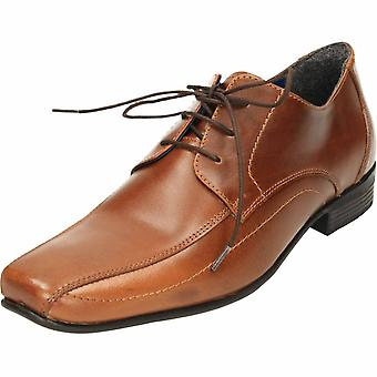 Frank James Formal Leather Lace Up Dress Shoes