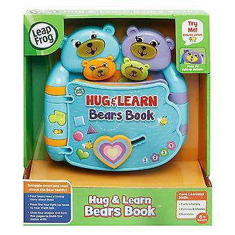Leapfrog 600403 Hugs And Rhyme Bears Book