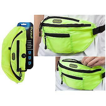 Summit Pursuit Lightweight Running/Cycling Media Pocket/Waist Bag with Headphone Port