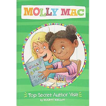 Top Secret Author Visit by Marty Kelley - 9781474767217 Book