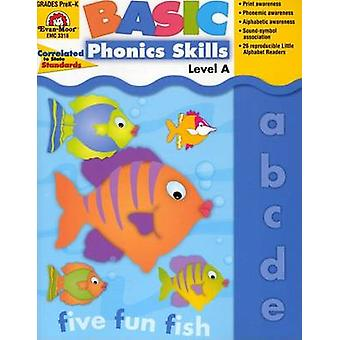 Basic Phonics Skills - Level A by Evan-Moor Educational Publishing - 9