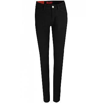 Franse Dressing Jeans Kyle Love Denim Skinny Jeans - Zwart