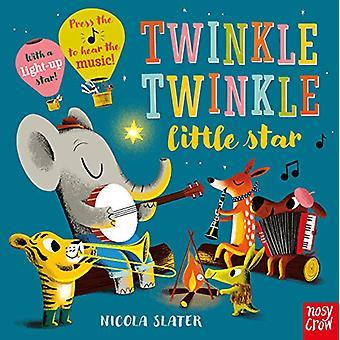 Twinkle Twinkle Little Star by Nicola Slater - 9781788003407 Book